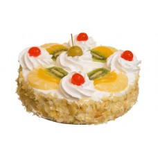 Mix Fruit Almond Cake