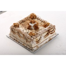 Capuchinno Walnut Cake