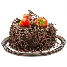 Chocolate Nest Cake